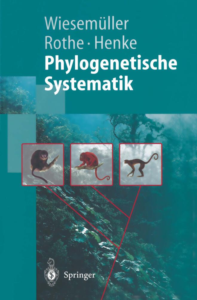Phylogenetische Systematik als Buch