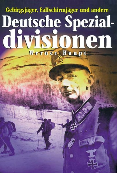 Deutsche Spezial-Divisionen als Buch