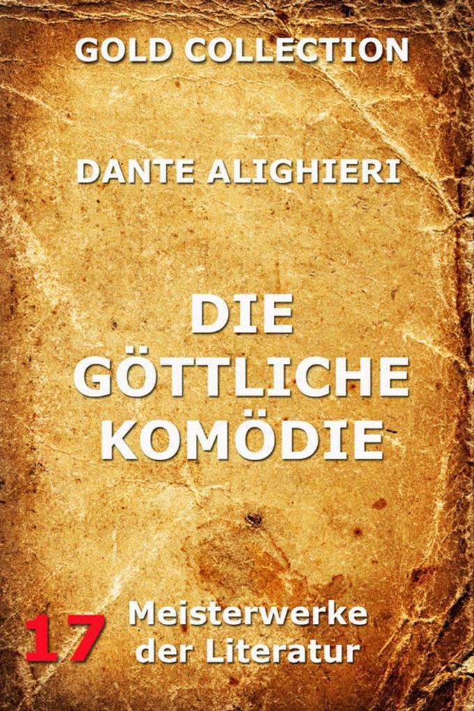 Die göttliche Komödie als eBook von Dante Alighieri