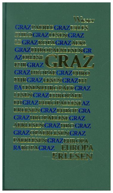 Europa Erlesen Englisch. Graz als Buch