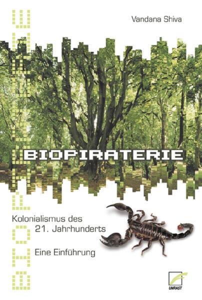Biopiraterie als Buch