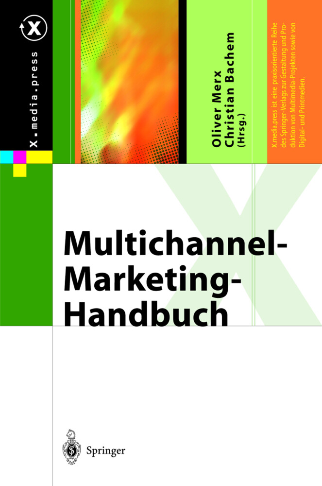 Multichannel-Marketing-Handbuch als Buch