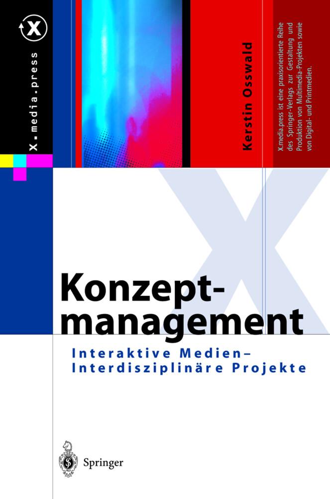 Konzeptmanagement als Buch