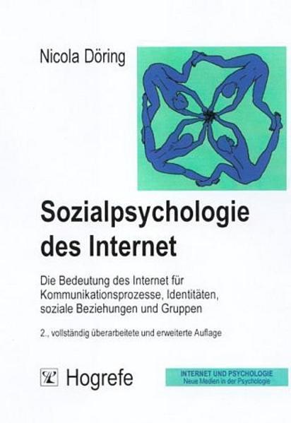 Sozialpsychologie des Internet als Buch