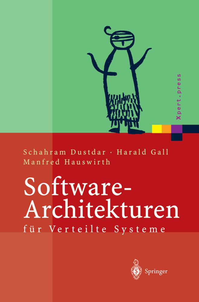 Software-Architekturen für Verteilte Systeme als Buch
