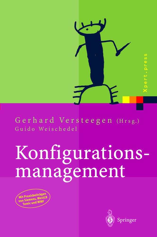 Konfigurationsmanagement als Buch