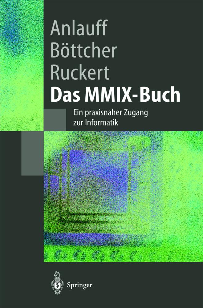 Das MMIX-Buch als Buch