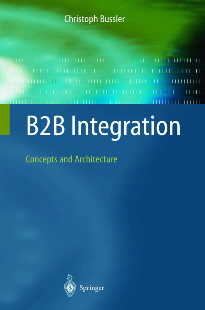 B2B Integration als Buch