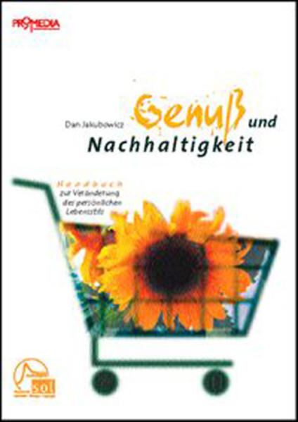 Genuß und Nachhaltigkeit als Buch