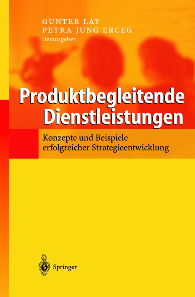 Produktbegleitende Dienstleistungen als Buch