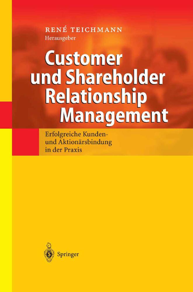 Customer und Shareholder Relationship Management als Buch