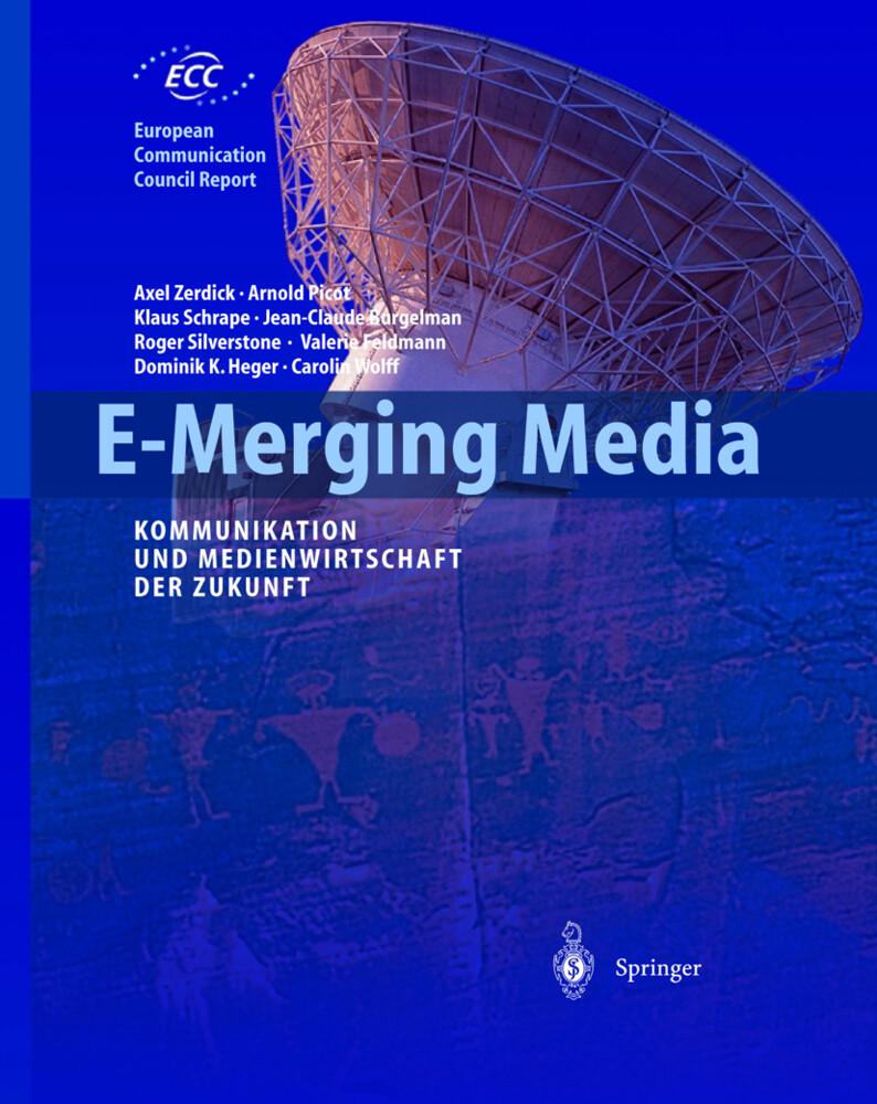 E-Merging Media als Buch