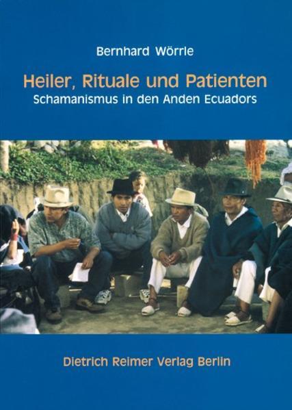 Heiler, Rituale und Patienten als Buch