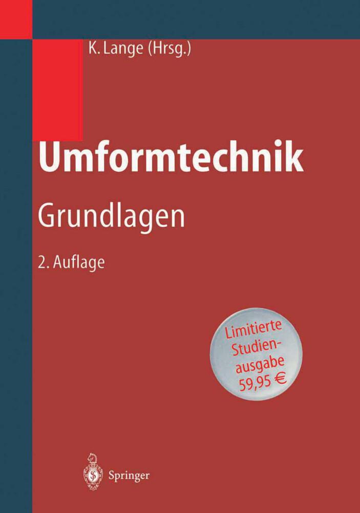 Umformtechnik als Buch