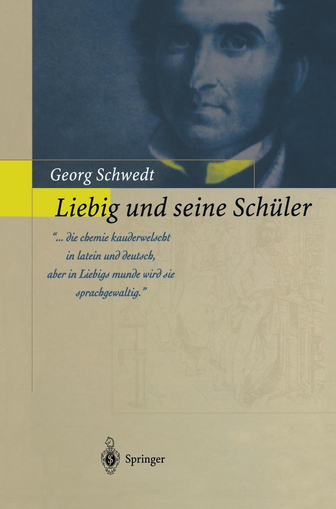 Liebig und seine Schüler als Buch