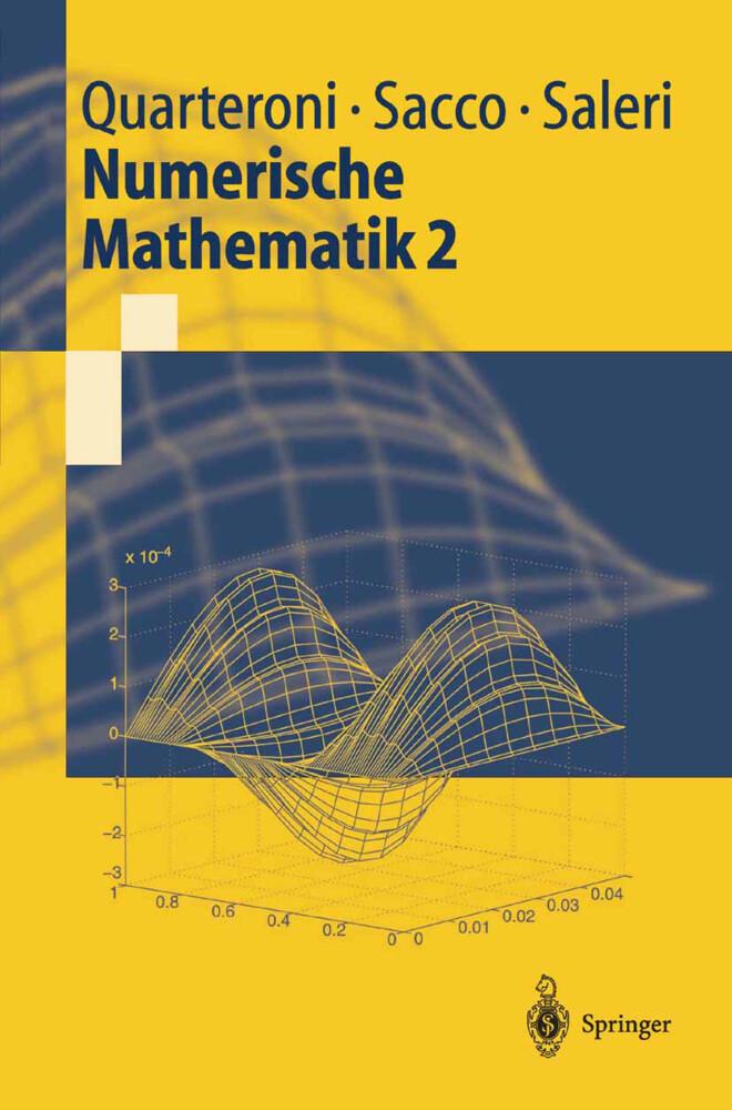 Numerische Mathematik 2 als Buch