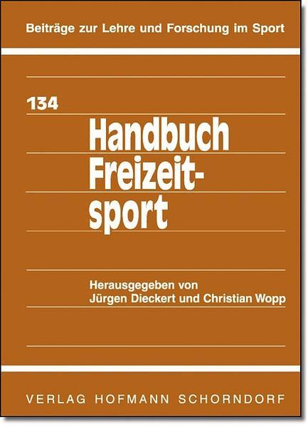 Handbuch Freizeitsport als Buch