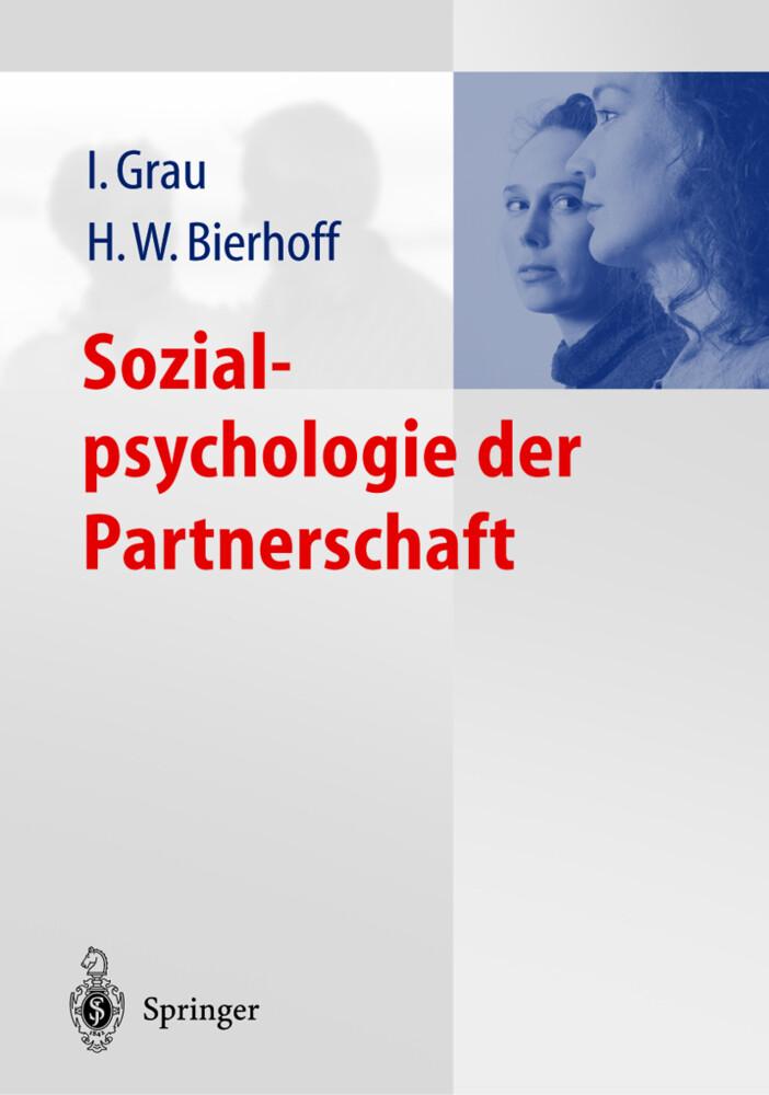 Sozialpsychologie der Partnerschaft als Buch