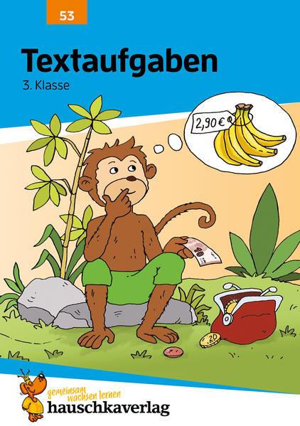 Textaufgaben 3. Klasse als Buch