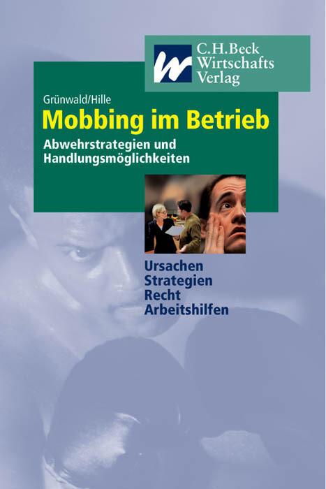 Mobbing im Betrieb als Buch