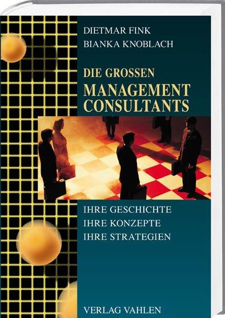 Die großen Management Consultants als Buch