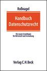 Handbuch Datenschutzrecht