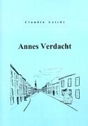 Annes Verdacht als Buch