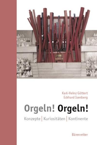 Orgeln! Orgeln! als Buch