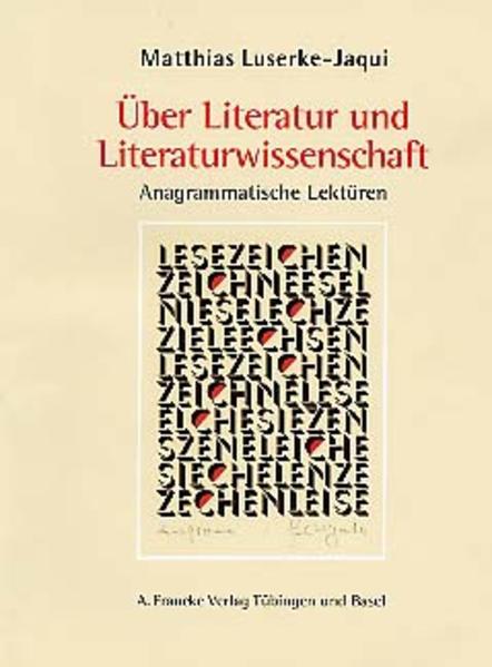 Über Literatur und Literaturwissenschaft als Buch