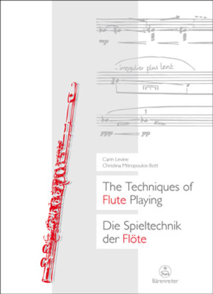 The Techniques of Flute Playing als Buch