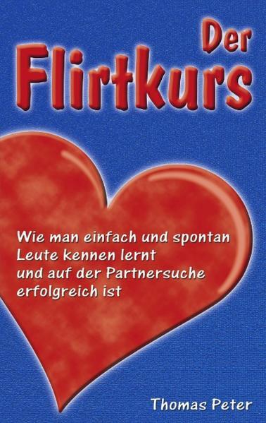 Der Flirtkurs als Buch