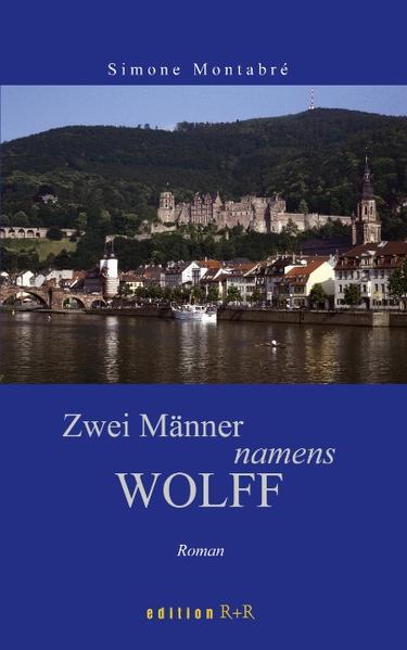 Zwei Männer namens Wolff als Buch