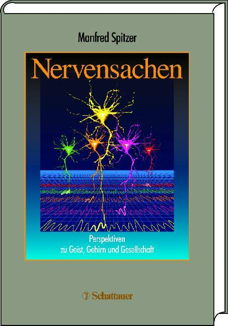 Nervensachen als Buch