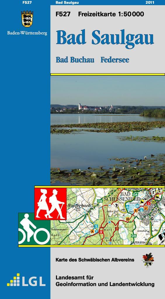 LGL BW 50 000 Freizeit Bad Saulgau als Buch