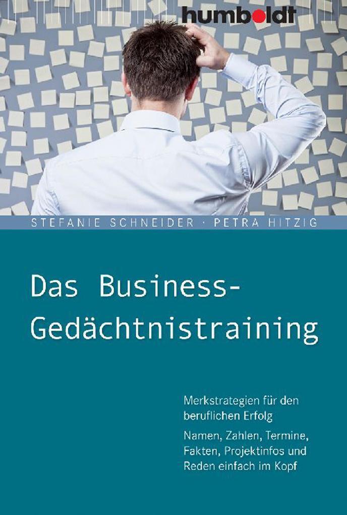 Das Business-Gedächtnistraining als eBook