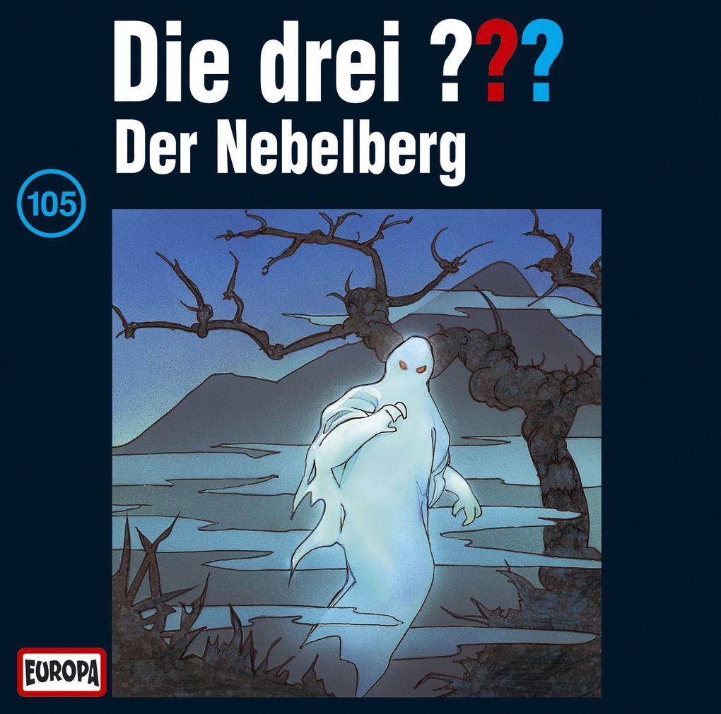 Die drei ??? 105. Der Nebelberg (drei Fragezeichen) CD als Hörbuch