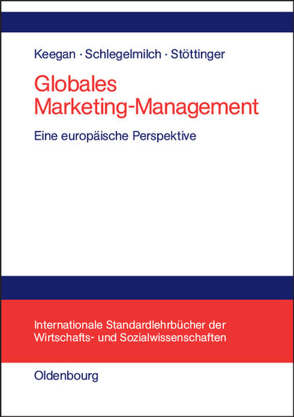 Globales Marketing-Management als Buch
