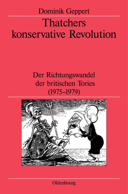 Thatchers konservative Revolution als Buch