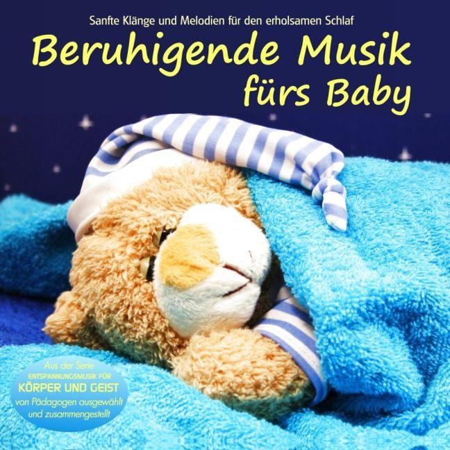 Beruhigende Musik fürs Baby als CD
