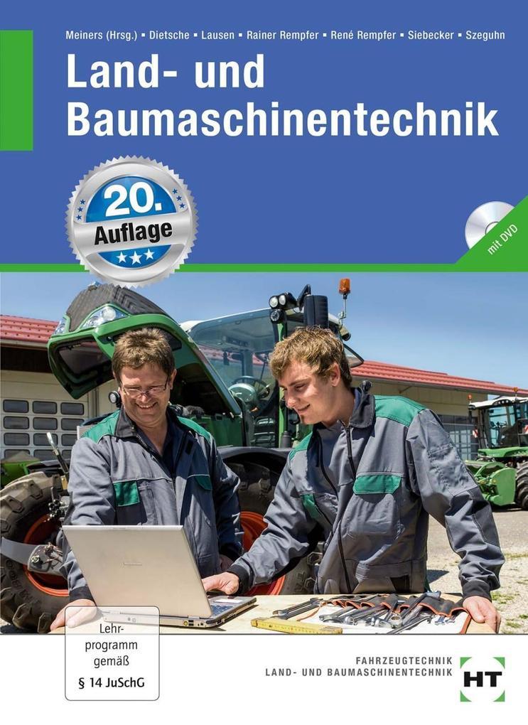 Mechanikerin / Mechaniker für Land- und Baumaschinentechnik als Buch