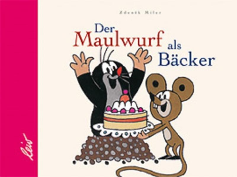 Der Maulwurf als Bäcker als Buch