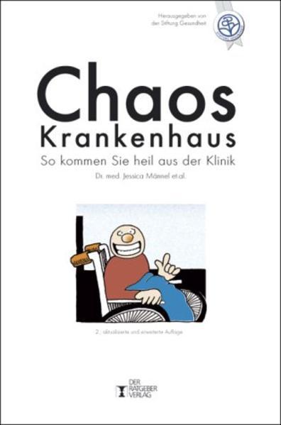 Chaos Krankenhaus als Buch