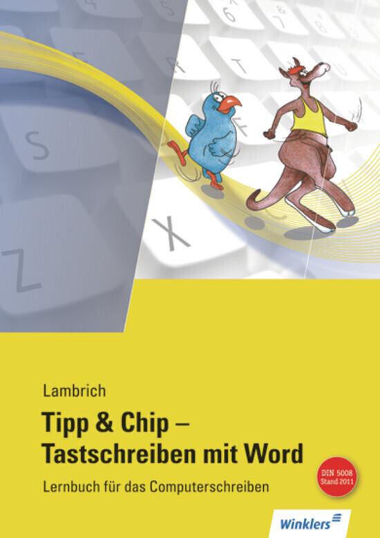 Tipp & Chip - Tastschreiben mit Word als Buch