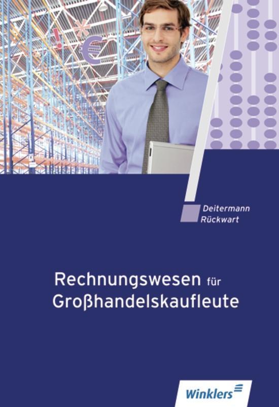 Rechnungswesen für Großhandelskaufleute als Buch