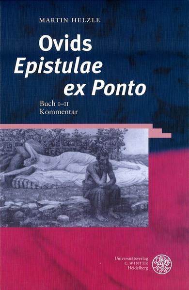 Ovids 'Epistulae ex Ponto' als Buch
