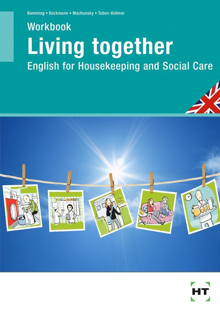 Living Together Workbook als Buch