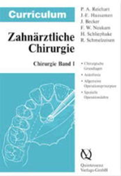 Curriculum Zahnärztliche Chirurgie 1 als Buch