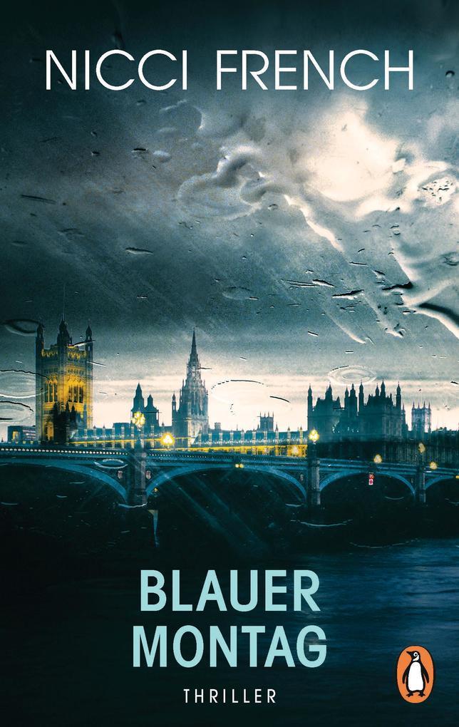 Blauer Montag als eBook von Nicci French