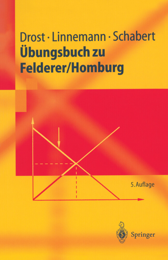 Übungsbuch zu Felderer / Homburg als Buch