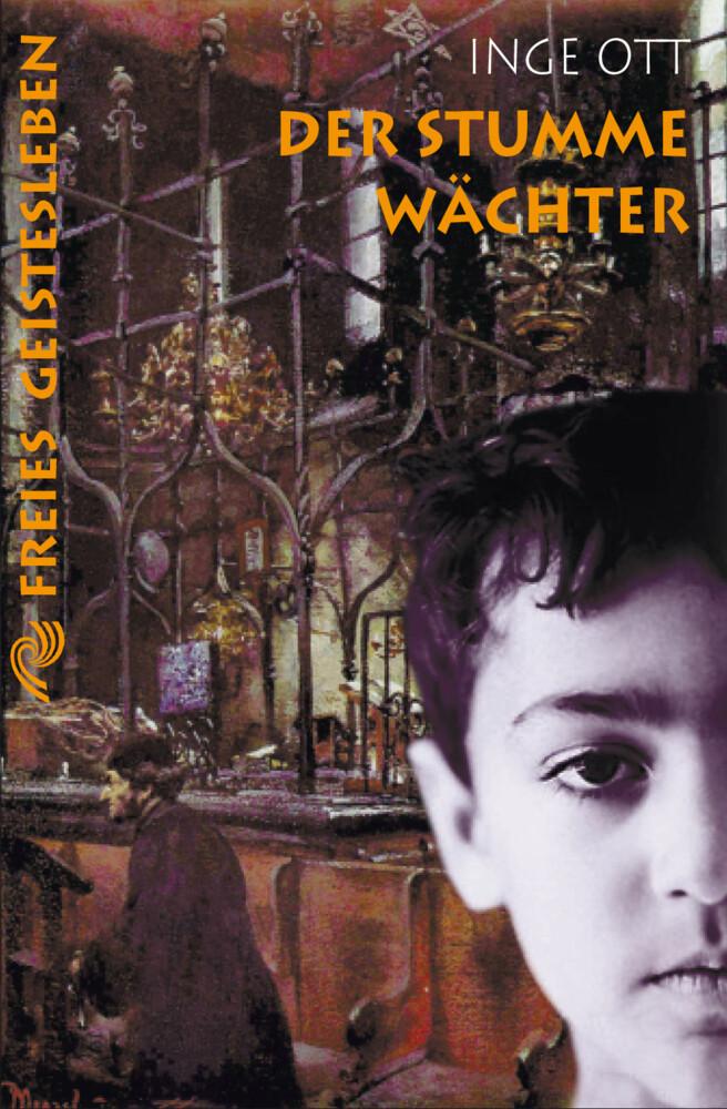 Der stumme Wächter als Buch